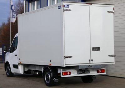 Renault Master Koffer Hecktür Auto-Kraus Erlangen
