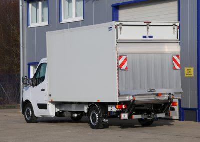 Renault Master Koffer Hebebühne Auto-Kraus Erlangen
